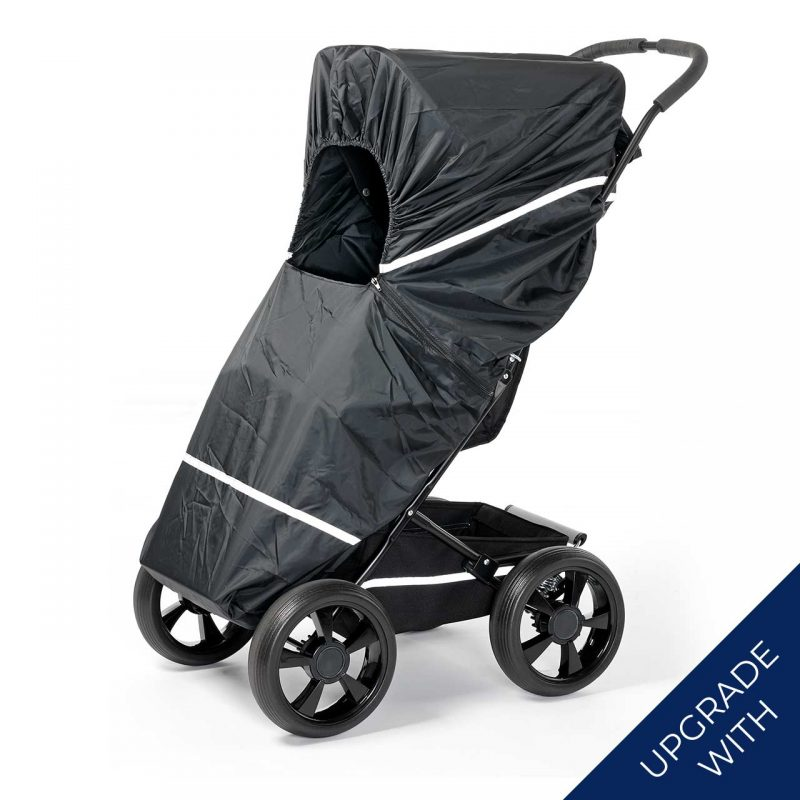 Nordic Crown sporty with additional rain cover