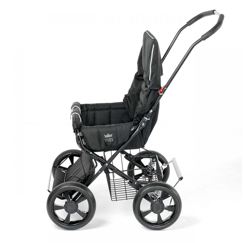 Nordic Crown stroller twinsitty