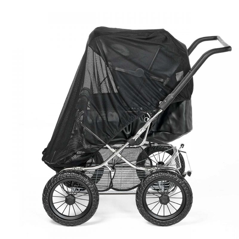 Nordic Crown mosquito net for stroller duette