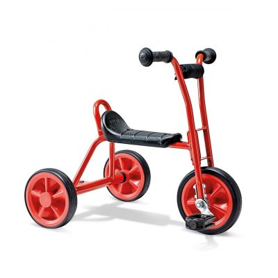 Red tricycle Mini