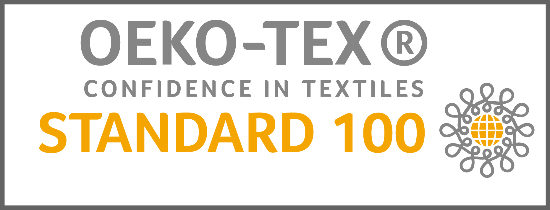 Product OEKO-TEX certified